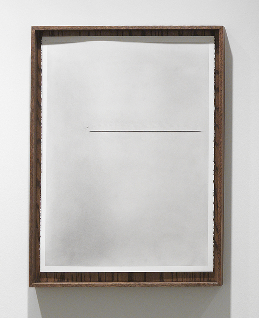 , 'Untitled Diagram No. 2 from Diagrams with my Father,' 2014, moniquemeloche
