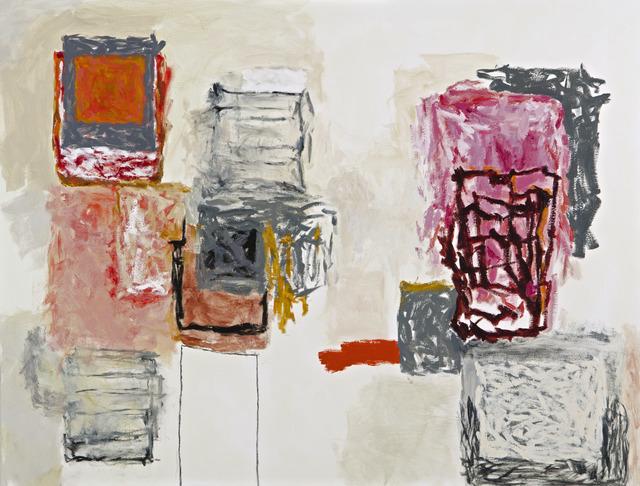 , 'Double Talk ,' 2017, Kathryn Markel Fine Arts