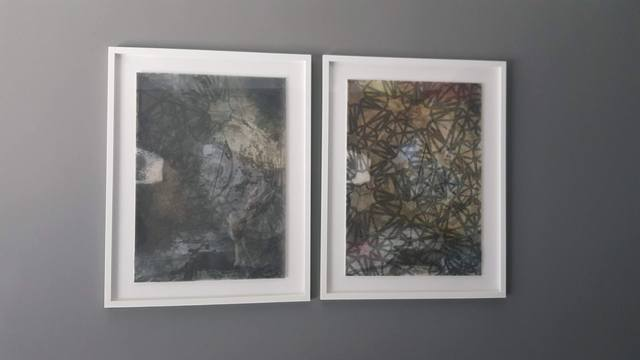 , 'Majaz Work on Paper,' 2017, BLOK art space