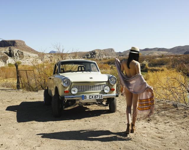 Liz Cohen, 'Southwest Hannah', 2012, Photography, C print, David Klein Gallery