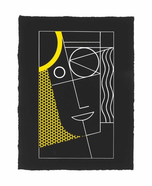 Roy Lichtenstein, 'Modern Head #2', 1970, Hamilton-Selway Fine Art