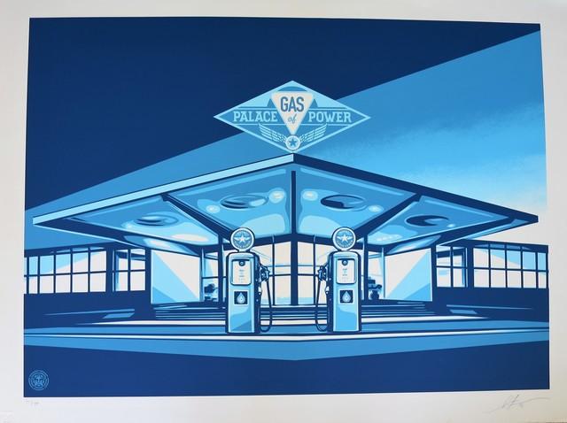 Shepard Fairey, 'Palace of Power', 2016, AYNAC Gallery
