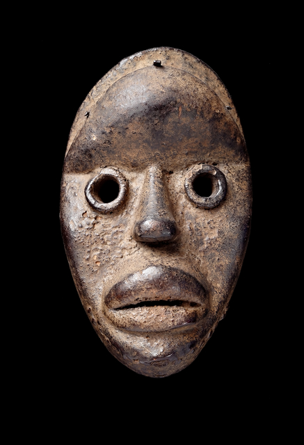 , 'Mask,' 20th century , Princeton University Art Museum