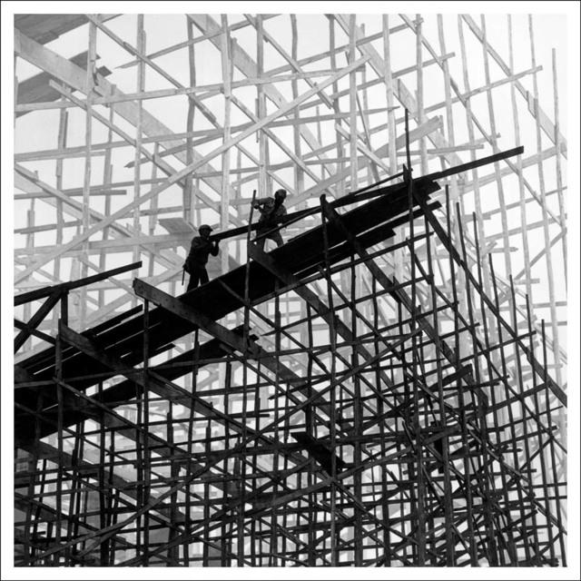 , 'Homens Trabalhando ,' 1950, Galeria da Gávea