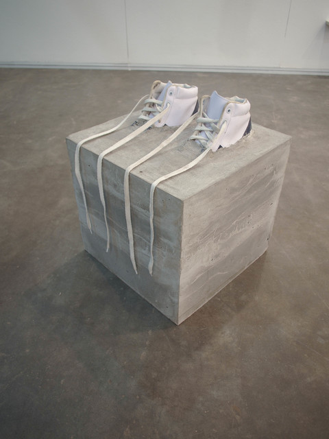 , 'Untitled (shoes),' 2014, Peña