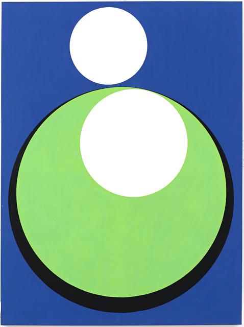 , 'Unités,' 1969, Connaught Brown
