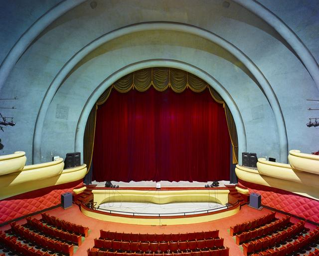 , 'Teatro America,' 2014, Galerie de Bellefeuille