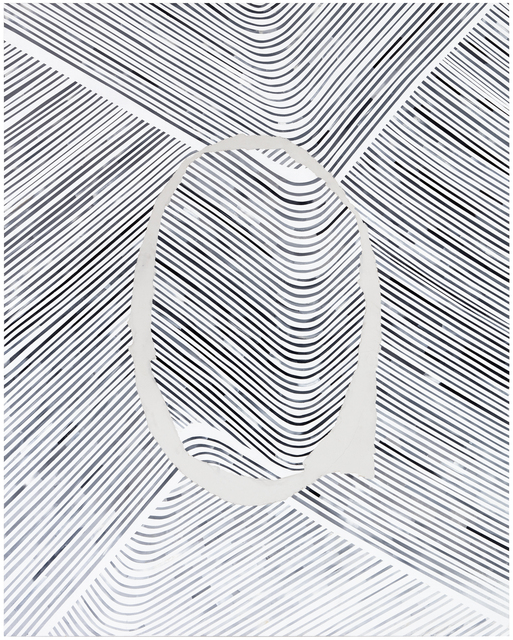 , 'Renovation (patch),' 2018, Galerie Anhava