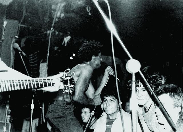 Jeannie Pawlowski, 'HR, CBGB's (2)', 1980, Subliminal Projects