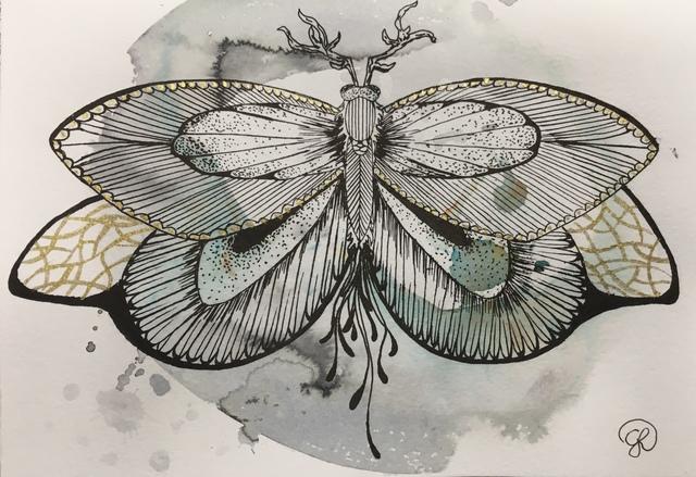 , 'Strange Butterfly,' 2018, The Directed Art Modern