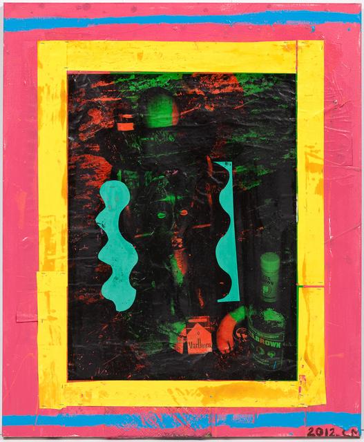 , 'Untitled,' 2012-2014, Arielle de Saint Phalle + Taylor Roy