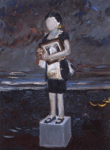 Toru Kuwakubo, 'Citizen with the White box', 2008, Tomio Koyama Gallery