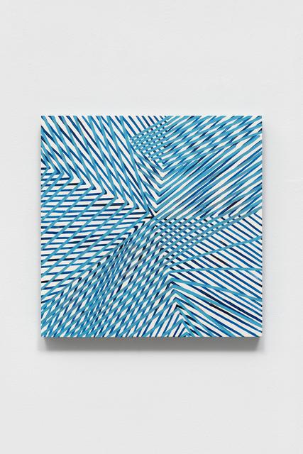 , 'Blue RIP,' 2017, Galleri Urbane