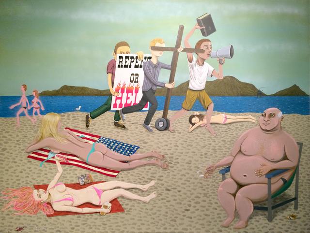 , 'Repent,' 2015, Galerie Droste