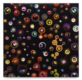 Takashi Murakami, 'Jellyfish Eyes - Black, 5,' 2004, Sotheby's: Contemporary Art Day Auction
