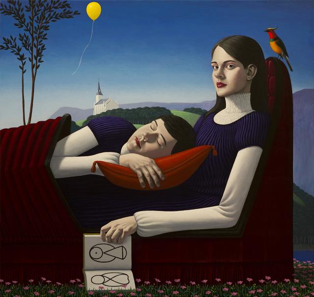 , 'Adrift (Sunday Afternoon),' , Nüart Gallery