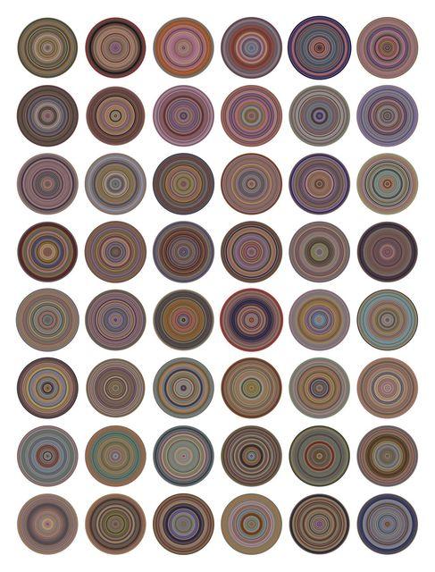 , 'All the Ways (Seasons 4 & 5),' 2016, Mark Moore Fine Art