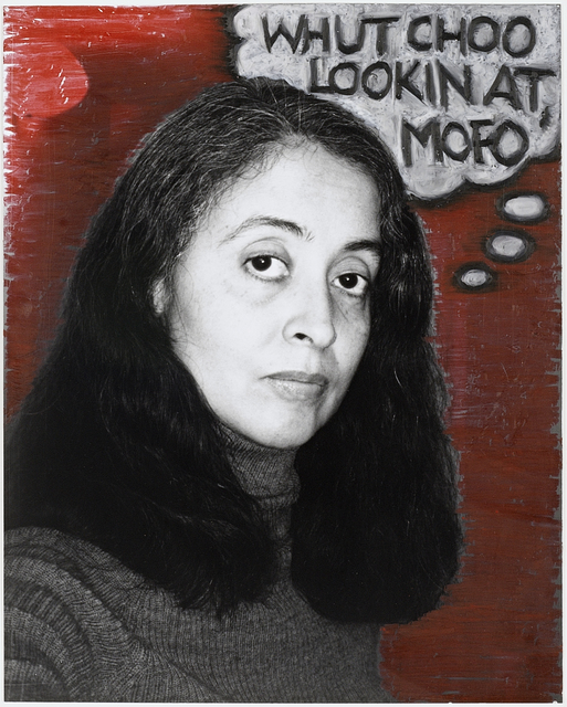 Adrian Piper, 'Self-Portrait as Nice White Lady', 1995, The Studio Museum in Harlem