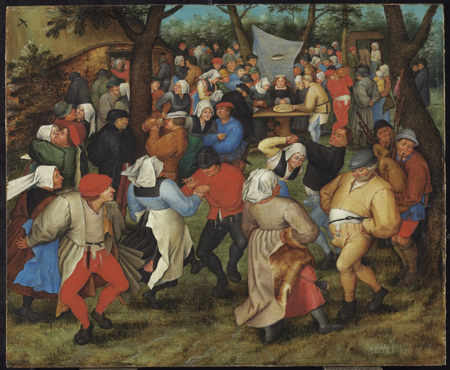 Pieter Bruegel the Younger, 'The Peasants' Wedding', Undated, Art Gallery of Ontario (AGO)