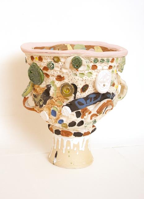 , 'urn with garden interior,' 2016, Niagara Galleries
