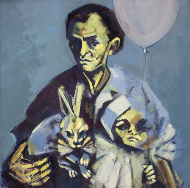 , 'Rabbit Potrait,' 2014, Ethan Cohen New York