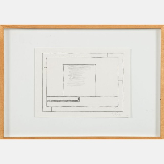 , 'Original Drawing (Untitled) from the Collection of Artist Bill Radawec (1952-2011),' , Alpha 137 Gallery