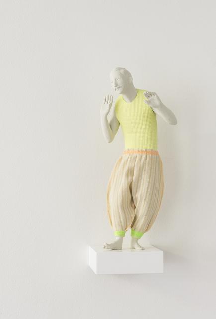 , 'Petros,' 2018, Galerie Bart