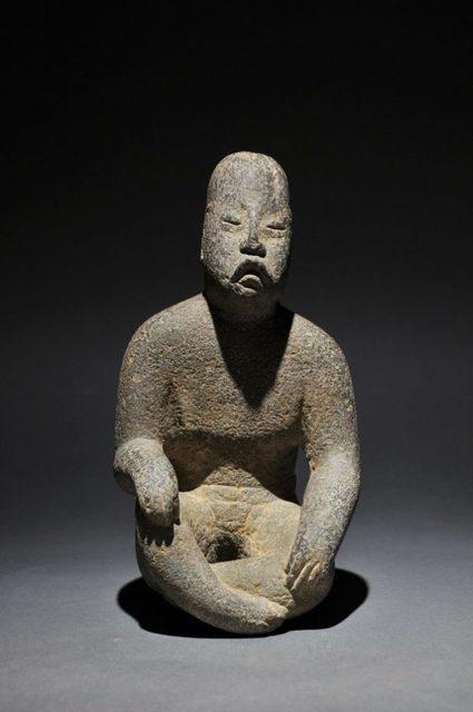 , 'Seated Figure,' 1200-600, William Siegal Gallery