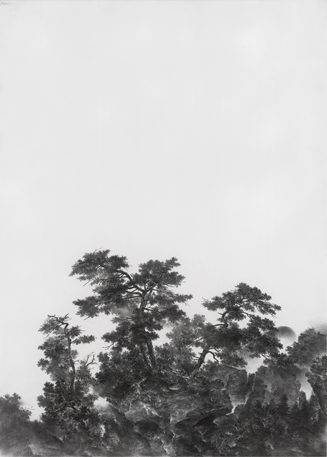 , 'Peak Graced by Pines,' 2008, Hanart TZ Gallery