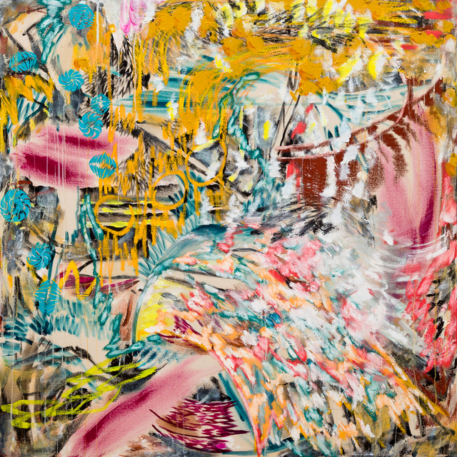 , ' Killing the night VII,' 2019, ART'LOFT, Lee-Bauwens Gallery