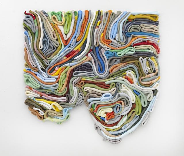 , 'Curtain #3,' 2018, Galerie Forsblom