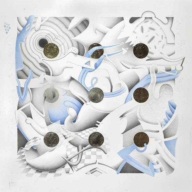 Rupert Gatfield, 'Imaginary conversations', 2016, Flat Space Art