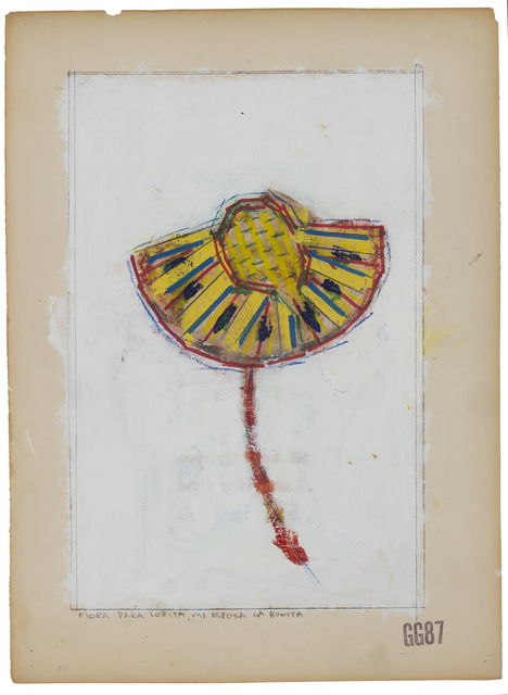 , 'O.P.,' 1987, New York Studio School