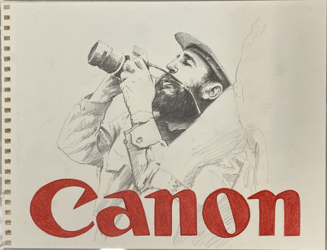 , 'Canon,' 2012, Pan American Art Projects