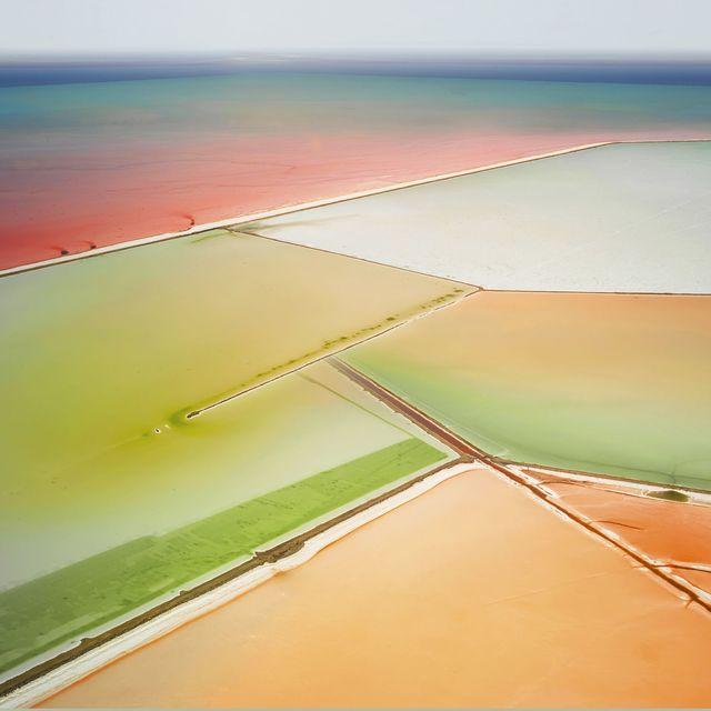 , 'Saltern Study 06, Great Salt Lake, UT, 2015,' 2015, Galerie de Bellefeuille