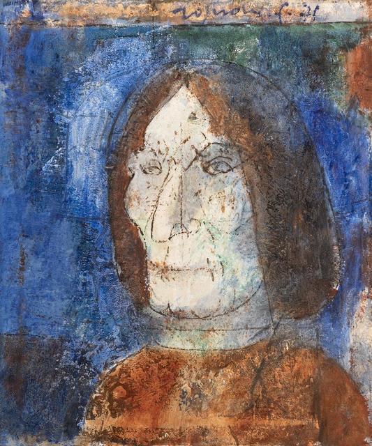 Franco Rognoni, 'Niccolo Margorabbia (Forse)', 1975, Itineris