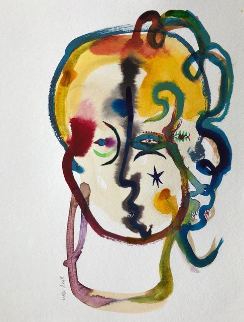Wole Lagunju, 'Frieda ', 2017, Ed Cross Fine Art