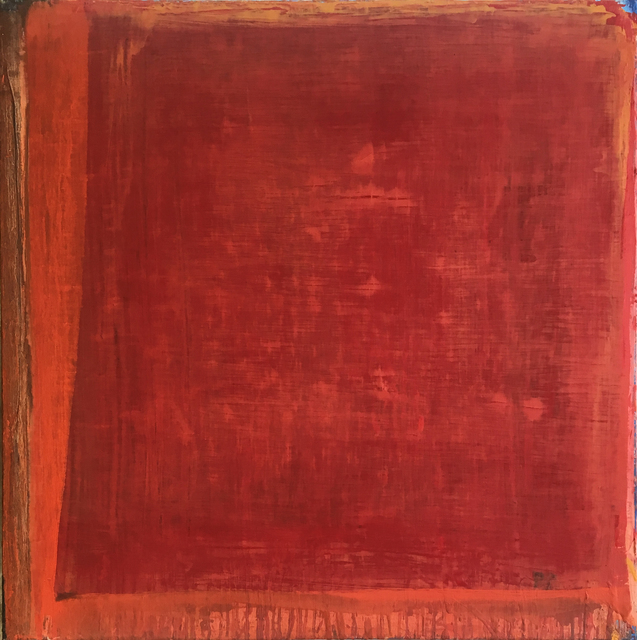 , 'untitled Red 43,' 2018, 203 Fine Art