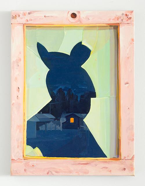 , 'Broken Window,' 2018, 1969 Gallery