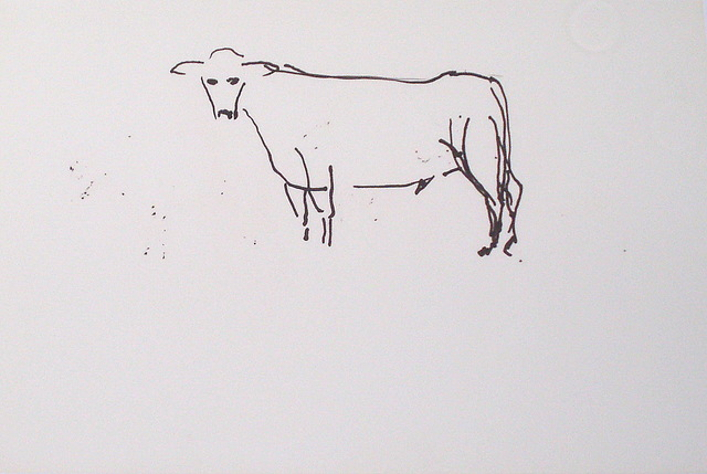 , 'Single Cow ,' , WaterWorks Gallery