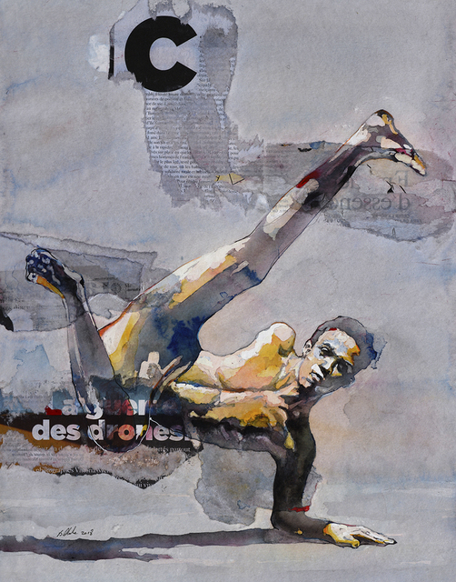 , 'LA GUERRE DES DRONES,' 2018, ARTCO Gallery