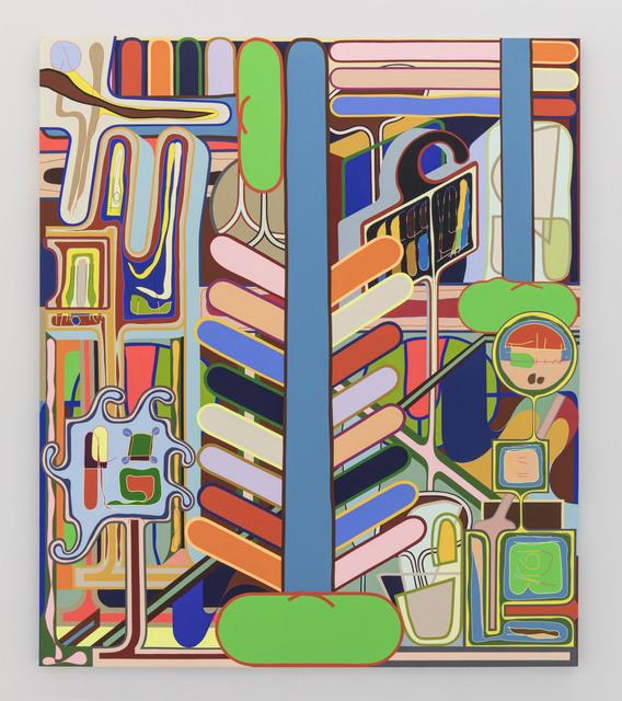 , 'Beanstalk,' 2017, The Hole