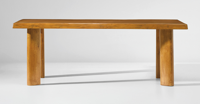 Charlotte Perriand, 'Dining table', designed 1935-executed circa 1936, Phillips