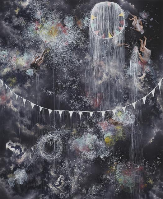 , 'La lune de miel,' 2014, Galerie D'Este