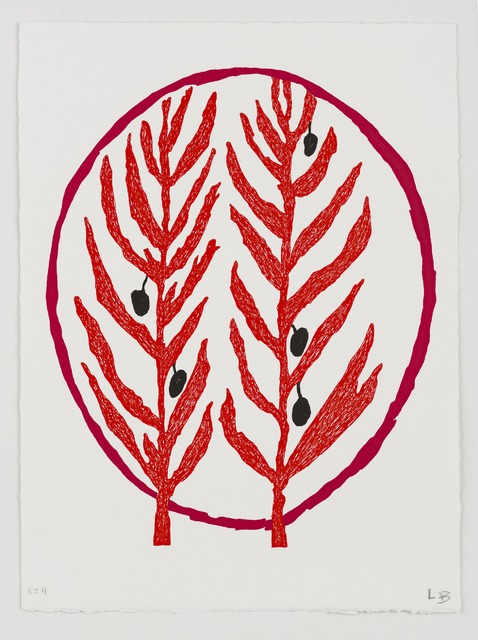Louise Bourgeois, 'The Olive Branch', 2004, Marlborough Graphics