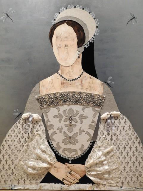 , 'Queen Matilda,' 2018, Rebecca Hossack Art Gallery