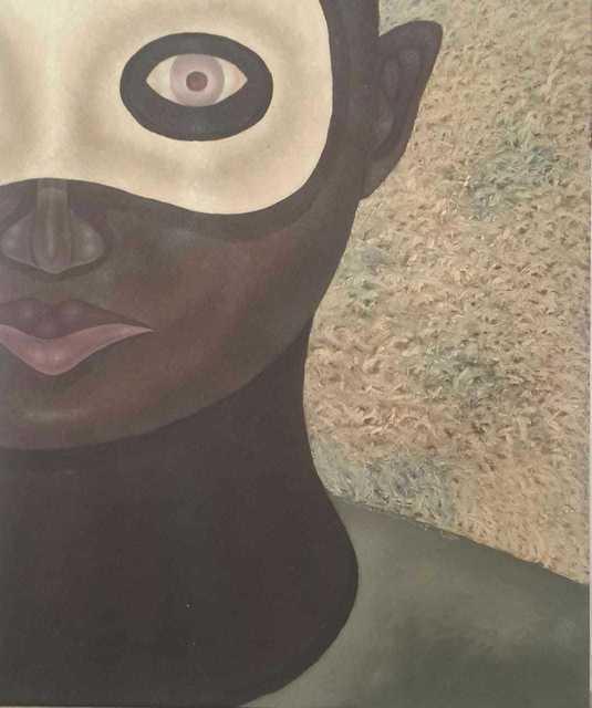 , 'Masquerade series - Burden of proof II,' 2018, One Off Contemporary Art Gallery