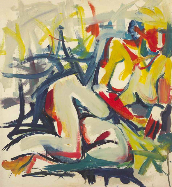 , 'Untitled (Woman),' ca. 1955, Hollis Taggart Galleries