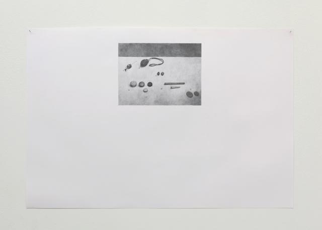 , 'Senza Titolo, nm 02,' 2014, SpazioA