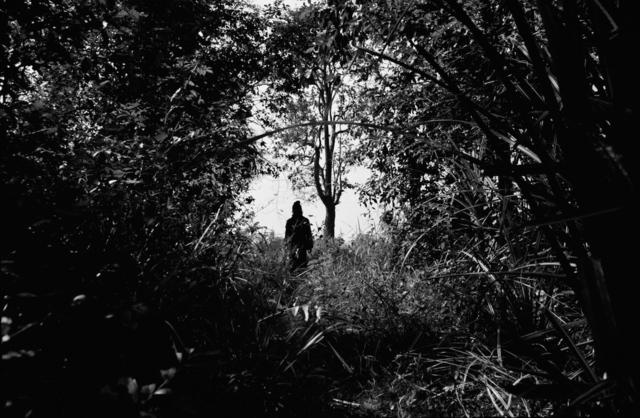 , 'Teen at Forest, Nabua, 2008,' 2013, SCAI The Bathhouse